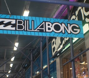 Billabong in Times Square :)