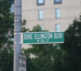 Duke Ellington Blvd. No Horn Blowing!