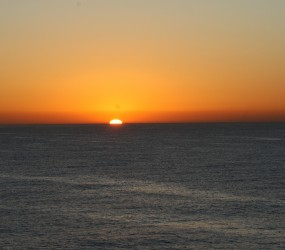 Sunrise at Coogee