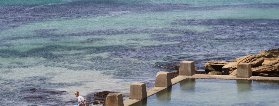 The Rock Pool at Coogee